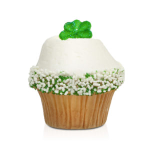 March 2018 Cupcake of the month. Irresistible Irish Caramel Cream