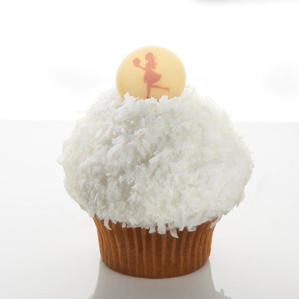 Casey's Cupcakes - Caribbean Coconut Cupcake