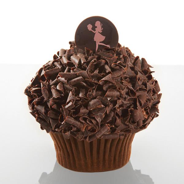 Casey's Cupcakes - Decadent Dark Chocolate Cupcake