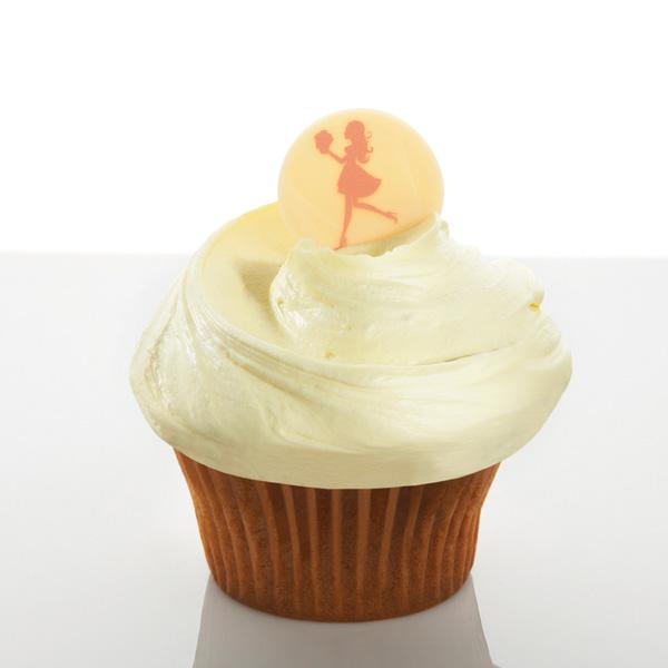 Casey's Cupcakes - Luscious Lemon Cupcake