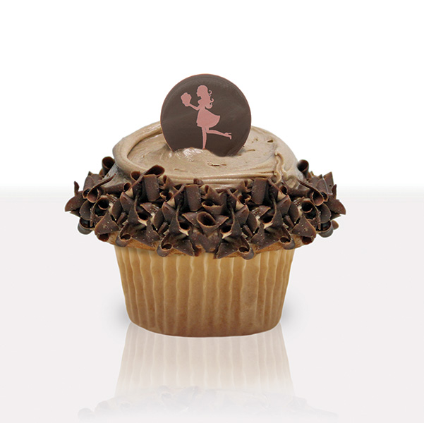 Caseys Cupcakes - Marvelous Milk Chocolate Cupcake