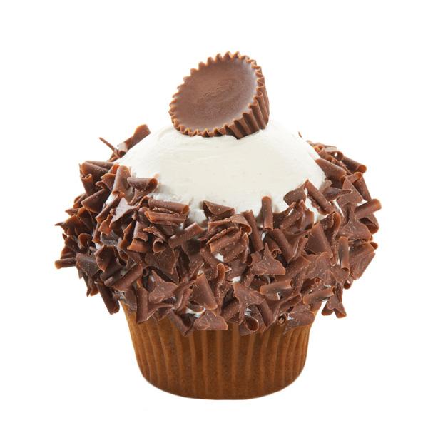 Caseys Cupcakes - Peanut Butter Pizzazz Cupcake