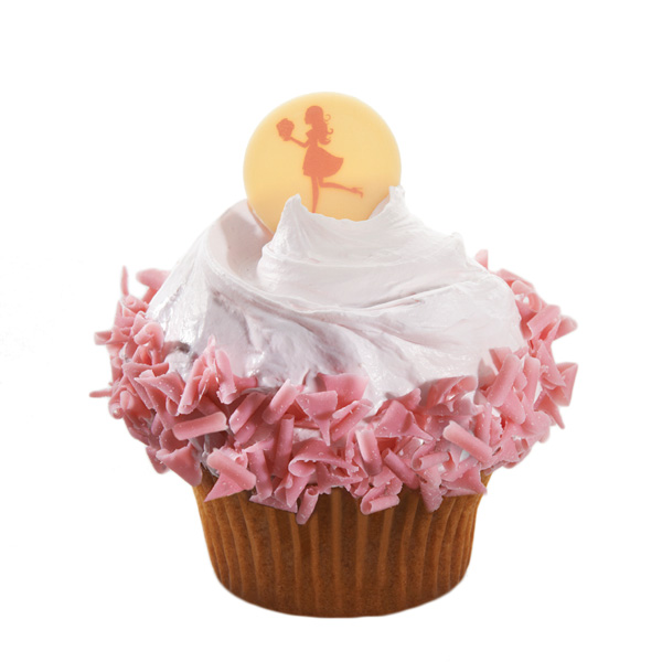 Caseys Cupcakes - Sassy Strawberry Cupcake
