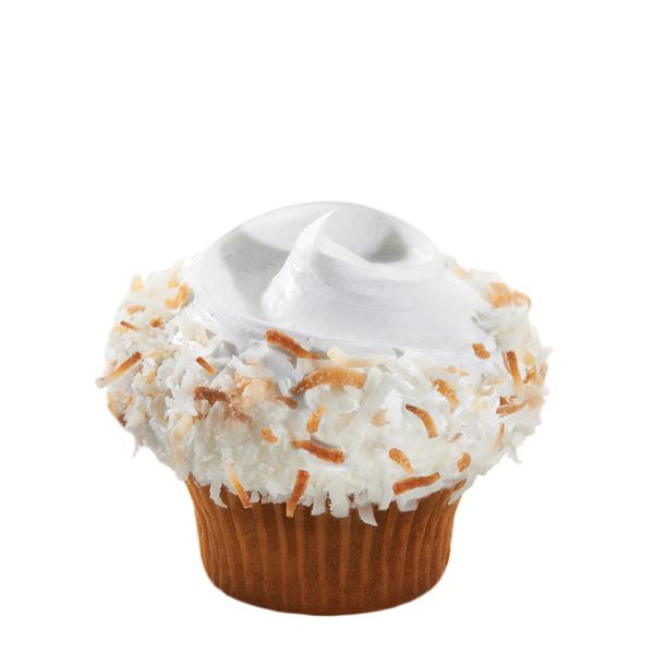 Caseys Cupcakes - Sugar Free Coconut Vanilla Cupcake