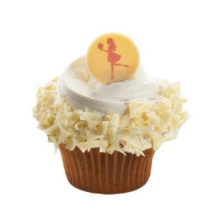Caseys Cupcakes - Vivacious Vanilla Cupcake