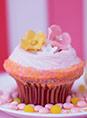 Ravishing Raspberry Lemonade Cupcake